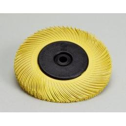 3M Radial Bristle Brush Scotch Brite™ Type A BB ZB, With Adaptor - 1