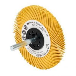 3M Shaft Mounted Bristle Disc Scotch Brite™ BB ZS, Type C - 1