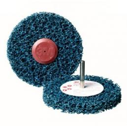 3M Scotch Brite™ Spindle Mounted Clean & Strip Disc CG ZS - 1
