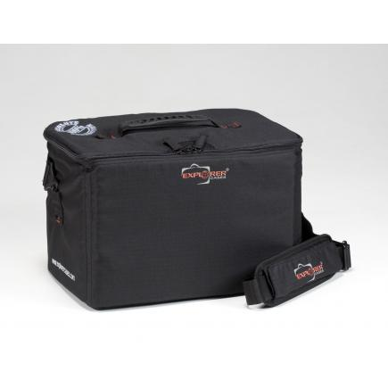 Padded Bag With Adjule Dividers