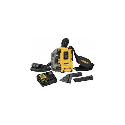 Dewalt Dust Extractor >> Dewalt Dwh161d1 Qw 18v Xr Universal Cordless Dust Extractor With Battery And Charges