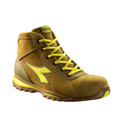 DIADORA UTILITY Safety Trainer Boots GLOVE MID S3 HRO SRA, brown - 1