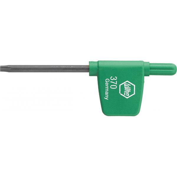 WIHA L-key with flag handle TORX® black oxidised - 1