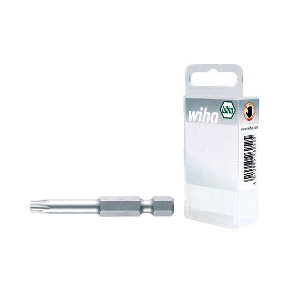 """WIHA Bit set Professional 50 mm TORX® 1/4"""" in box (2-pcs.) - 1"""