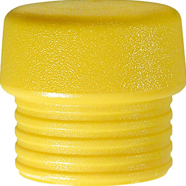 WIHA Face medium-hard round for soft-faced safety hammer - 1