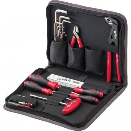 WIHA Tool set mechanic mixed included tool pouch (31-pcs.) - 1