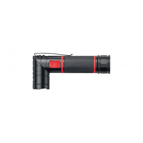 WIHA Flashlight with LED, laser and UV light in blister pack including 3 AAA batteries - 1