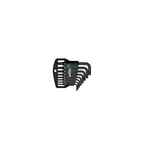 WIHA L-key set in Classic holder TORX® Tamper Resistant (9-pcs.) - 1