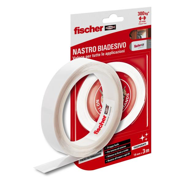 FISCHER Mounting tape double-sided NTJH - 1