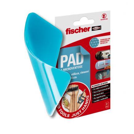 FISCHER Vakuum pad doublesided rectangular NTJH - 1