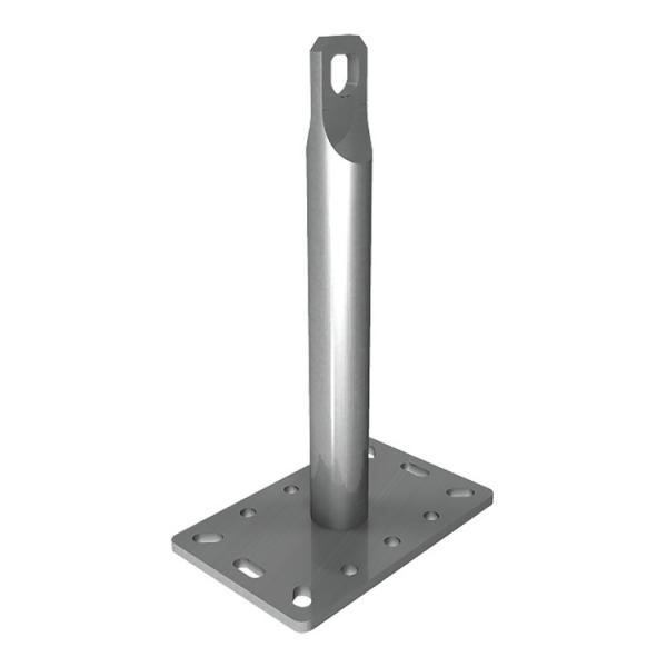 FISCHER Pole ends stainless steel PE BP - 1