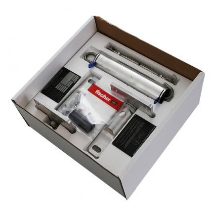 FISCHER Kit stake folding ends for sheet metal KIT MR - 1
