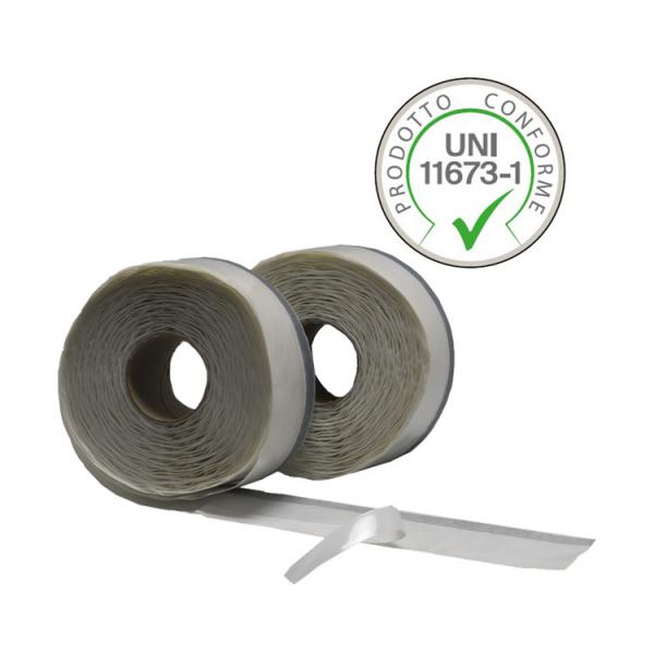 FISCHER Adhesive film for internal and external fittings Strip Vario SD 90 - 1