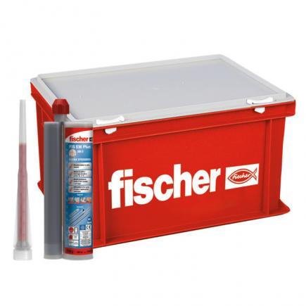 FISCHER Epoxy resin box with mixer FIS EM PLUS - 1