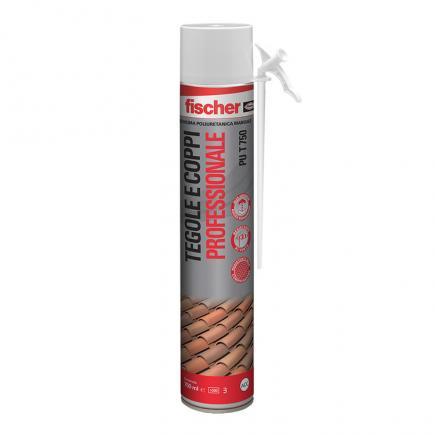 FISCHER Polyurethane foam for roof tiles manual PU T - 1