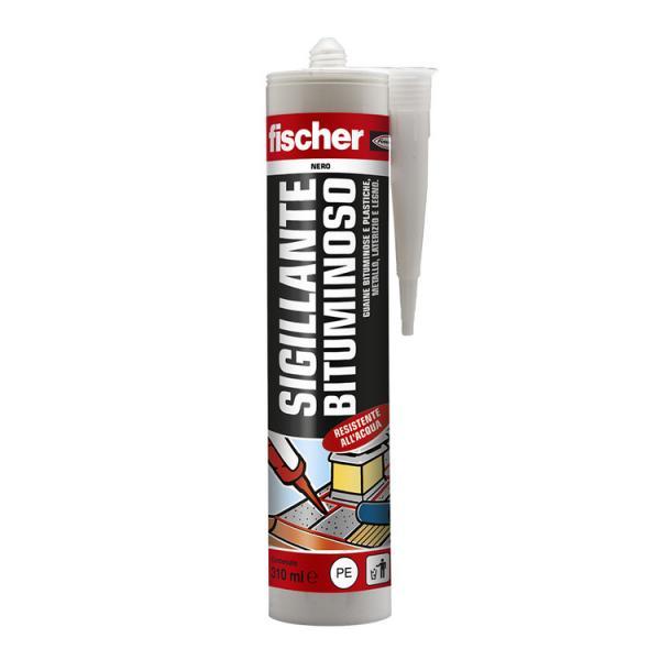 FISCHER Bituminous adhesive roof sealant SB - 1