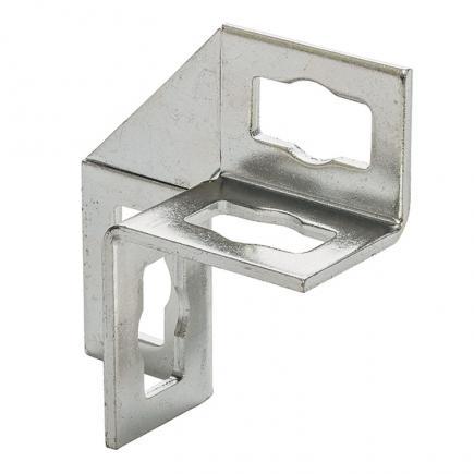 FISCHER Bidirectional connection bracket PUWS 2x2 - 1
