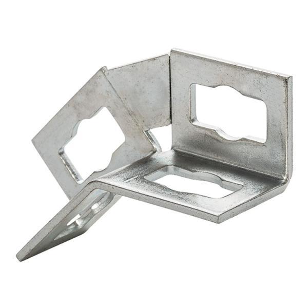 FISCHER Bidirectional connection bracket PUWS 2x2/135° - 1