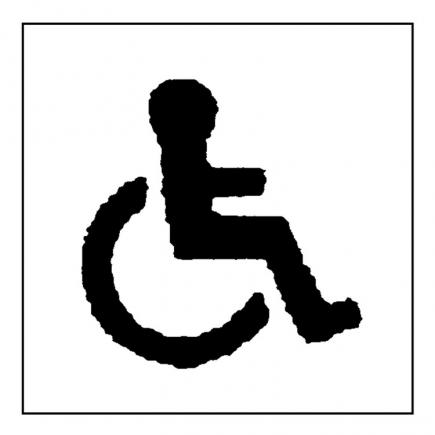 FISCHER Universal pre-assembled system for WC for disabled TCS - 1