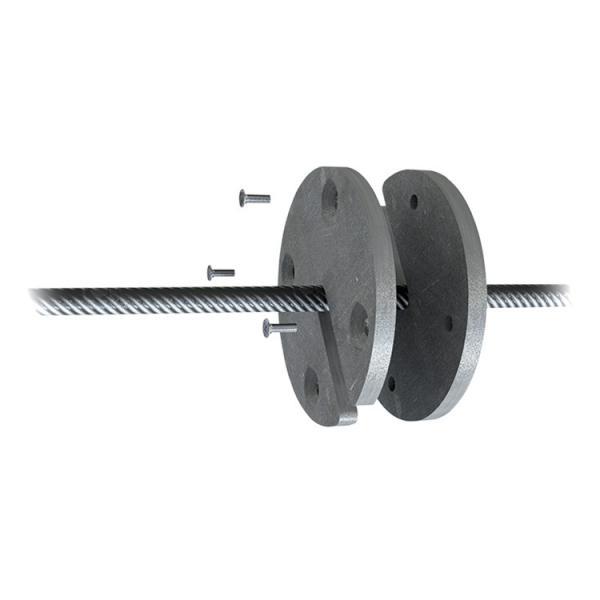 FISCHER Sliding stainless steel stopper - 1