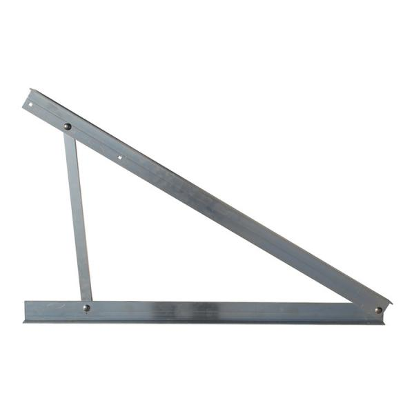 FISCHER Pre-assembled triangle for Solar-Fix system STFN 25°-30°-35° - 1