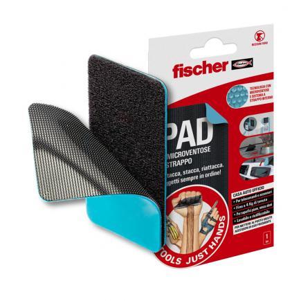 FISCHER Vakuum pad with velcro NTJH - 1