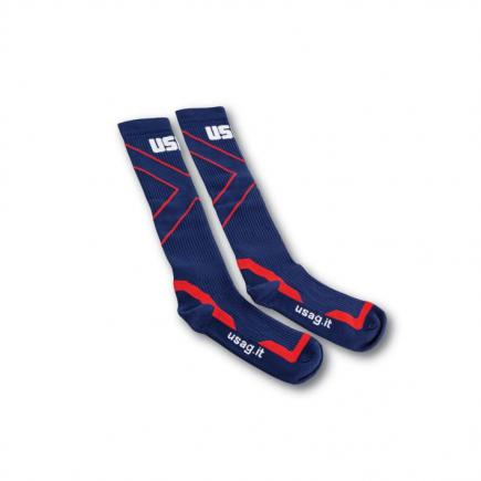 USAG Long graduated compression sock - 1