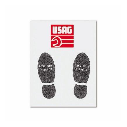 USAG Paper floor mats (250 pcs.) - 1