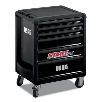 USAG START roller cabinet - 6 drawers (empty) - 1