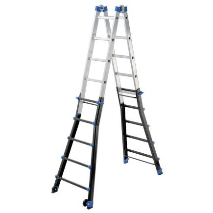 GIERRE Professional multifunction telescopic ladders - 1