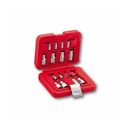USAG ASSORTMENT WITH TORX® SOCKETS IN MODULAR BOX (16 PCS.) - 1