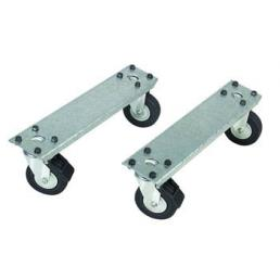 USAG Wheel set for tool chests (2 pcs.) - 1