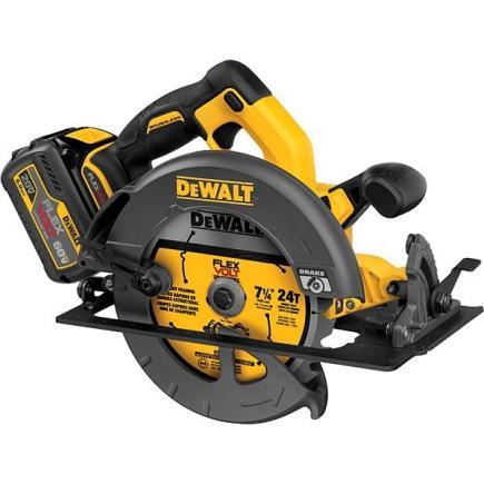 DeWALT Compact Circular Saw XR FLEXVOLT 190mm - 1