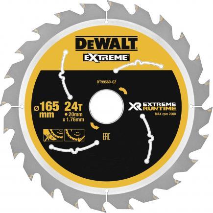 DeWALT XR FLEXVOLT Circular Saw Blade - for Plunge Saws - 1
