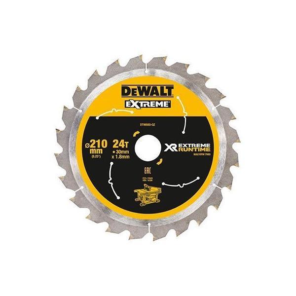 DeWALT XR FLEXVOLT Stationary Circular Saw Blade - 1