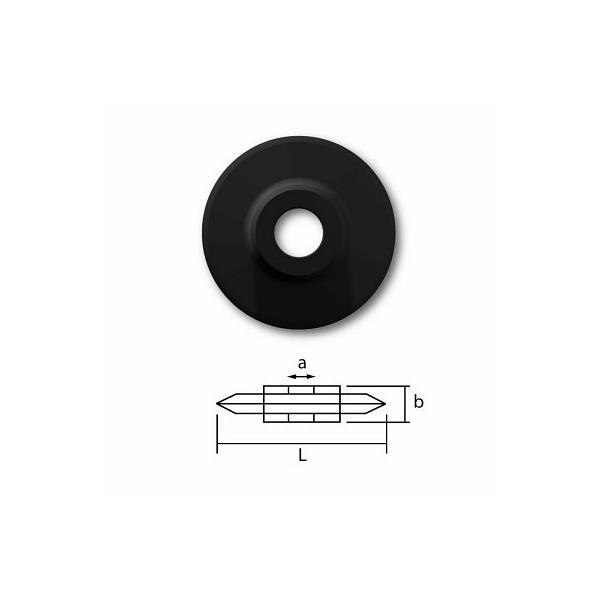 USAG SPARE CUTTING WHEEL FOR STEEL AND STAINLESS STEEL TUBES - 1
