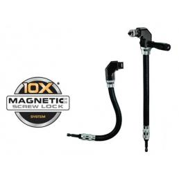 "DeWALT Magnetic flexible shaft with 1/4"" hexagonal joint - 1"