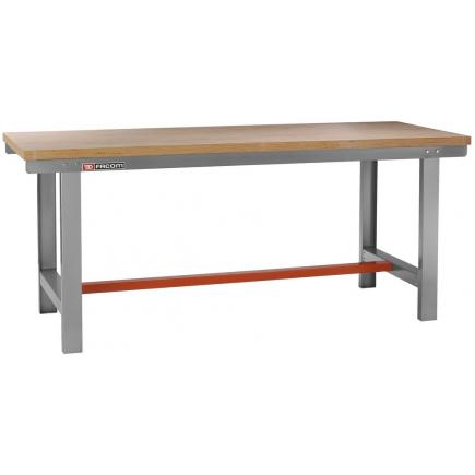 FACOM Maintenance workbench 2 m long - 1