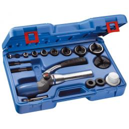FACOM Dual-position hydraulic driver and ISO size hole punch set - 1