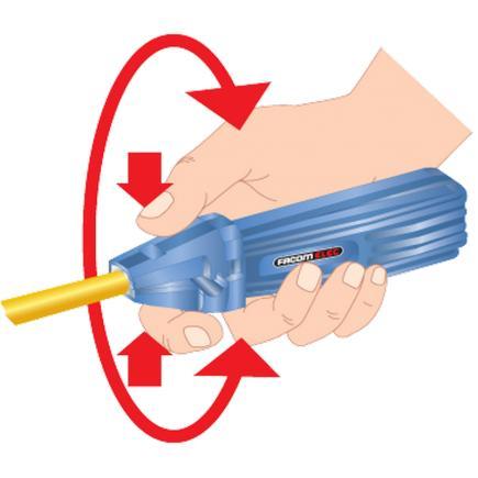 FACOM Multifunction sheath stripper - 2