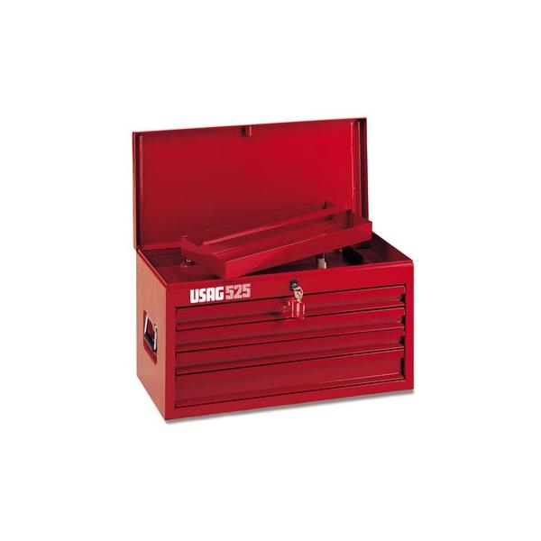 USAG Drawer chest with basic assortment 496 A2 (73 pcs.) - 1