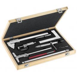 FACOM Metrology-control case 8 tools - 1