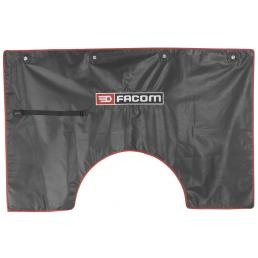 FACOM Non-magnetic wing cover with suction fasteners - 1