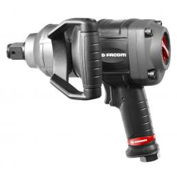 "FACOM 1"" gun-type impact wrench - short anvil - high performance - 1"