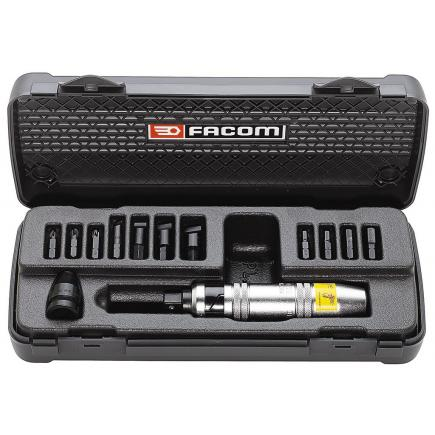 FACOM Set of 13 impact screwdrivers - 1