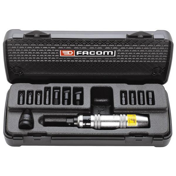 FACOM Set of 13 impact screwdrivers - 1