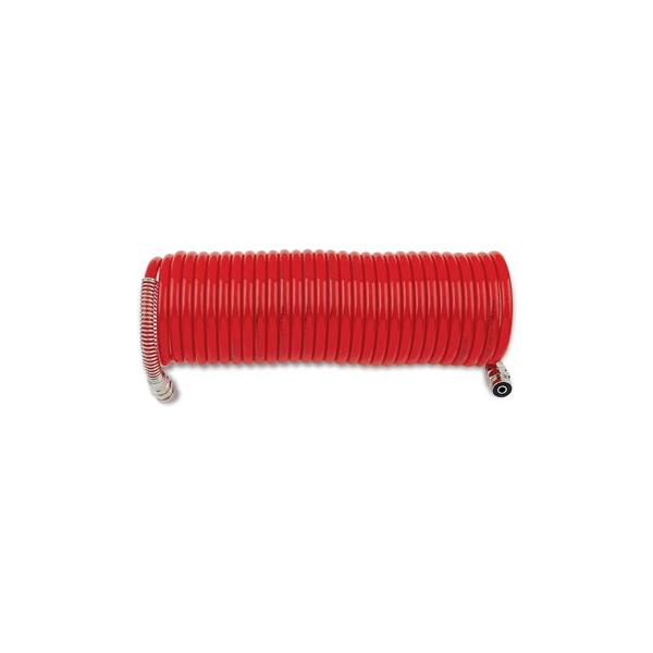 USAG Self-storing RILSAN hoses with bayonet connector and nipple for quick coupler - 1
