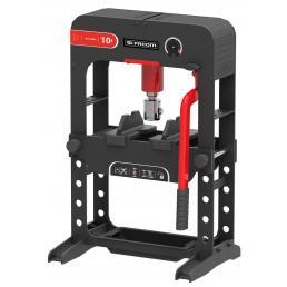 FACOM 15T hydraulic bench press - 1