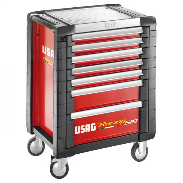 USAG Racing roller cabinet - 7 drawers (empty) - 1
