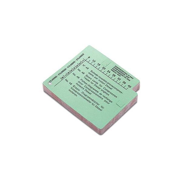 USAG Test cards - diesel (50 pcs.) - 1